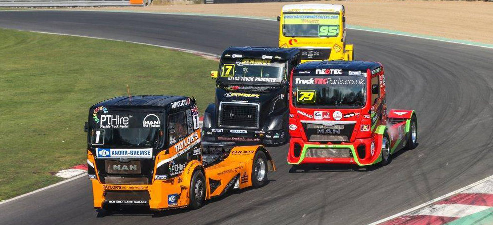 British Truck Racing Association Championship The Barc