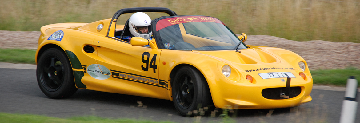 Harewood Speed Hill Climb