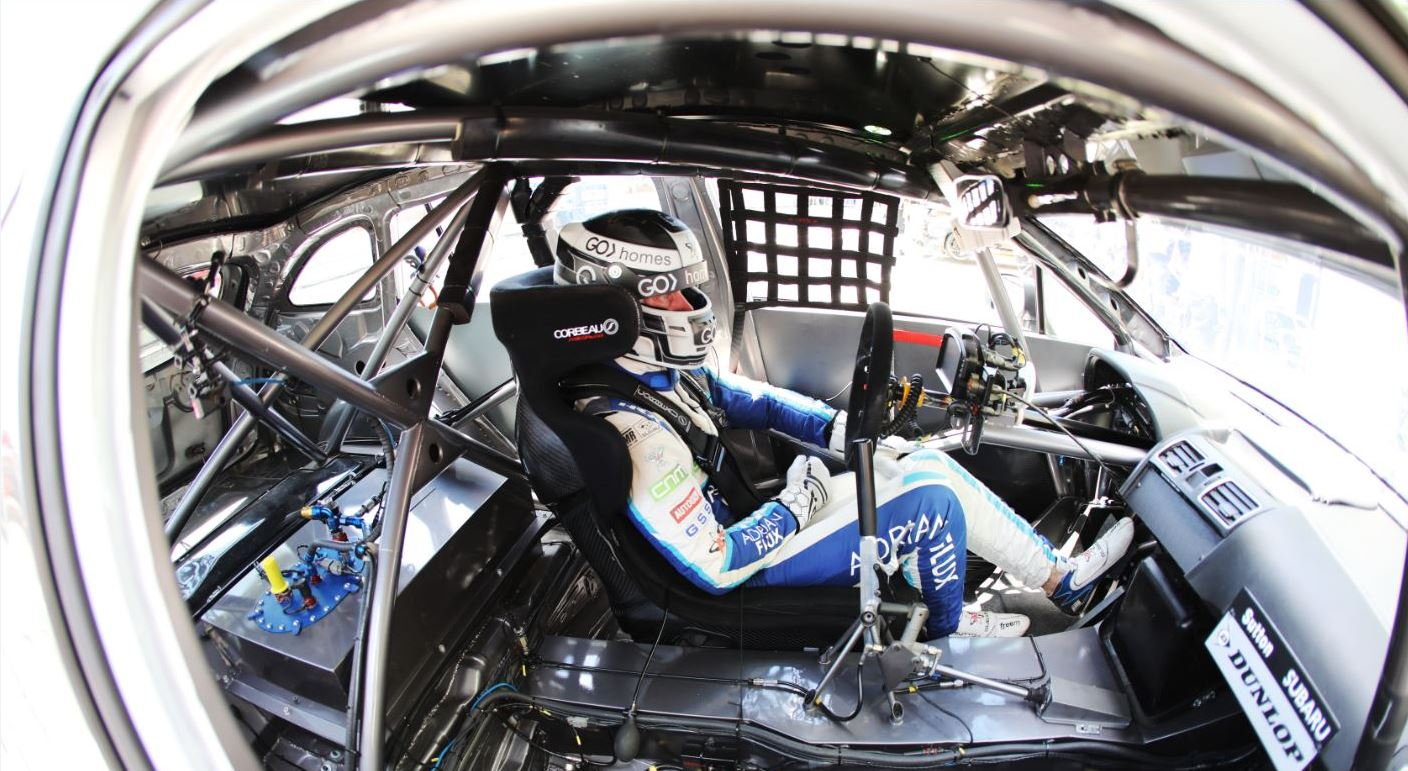 Want to be a racing driver?