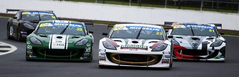 Ginetta GT4 Supercup
