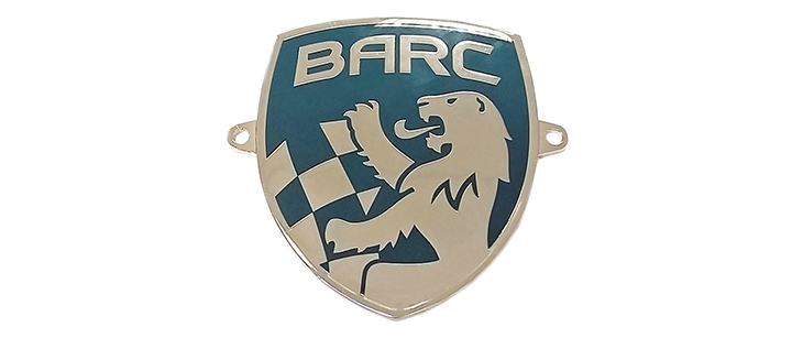 Image of BARC Car Grill Badge