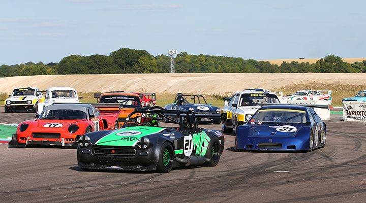 Photo of Classic Sports Car Club Race Meeting