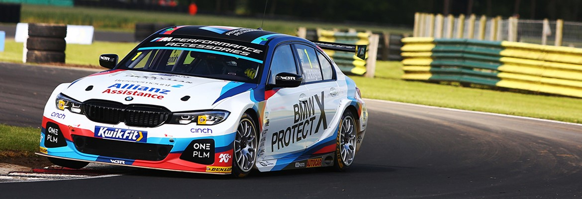 BTCC at Croft Circuit