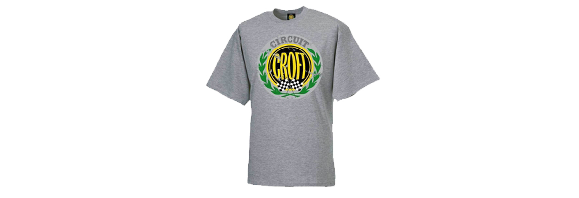 Croft Circuit Merchandise