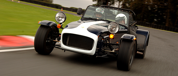 Photo of Caterham Seven Driving Experience