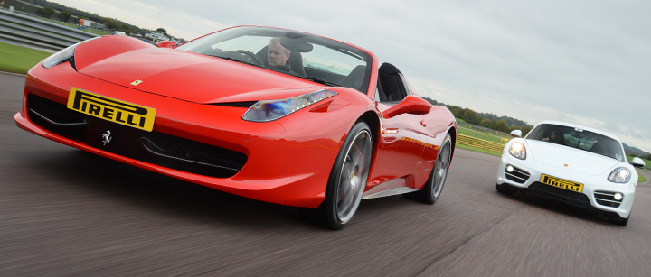 Photo of Ferrari 458 Spider PLUS+ Driving Experience