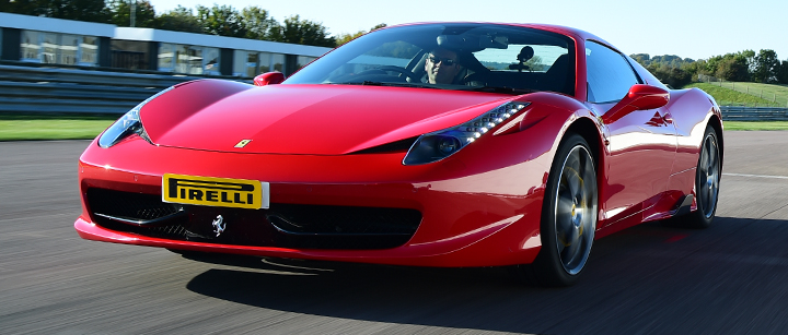 Photo of Ferrari 458 Spider Driving Experience