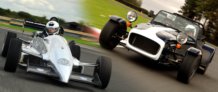 Photo of Caterham & Racing Car Driving Experience