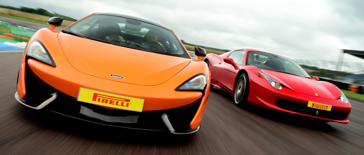 Photo of Supercar Duo Driving Experience