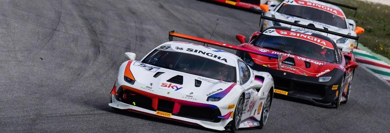 Ferrari Challenge UK