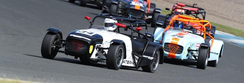 CATERHAM MOTORSPORT RETURNS TO CROFT WITH BRSCC