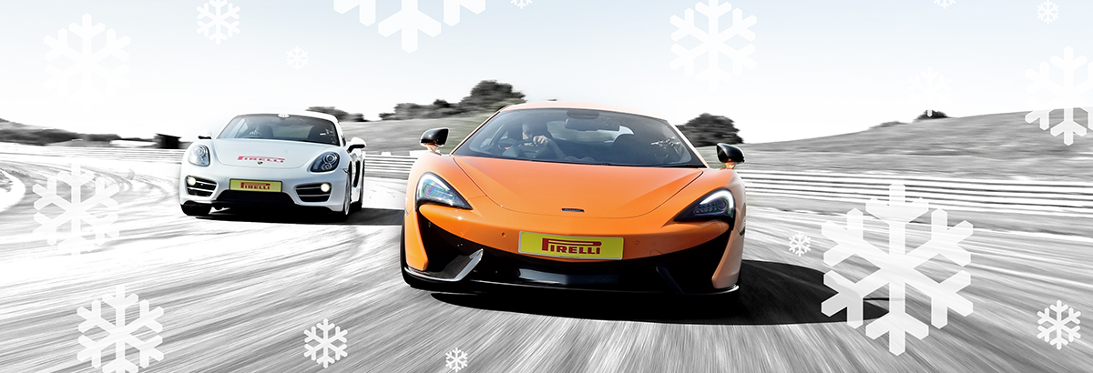 Christmas Driving Experience Offers