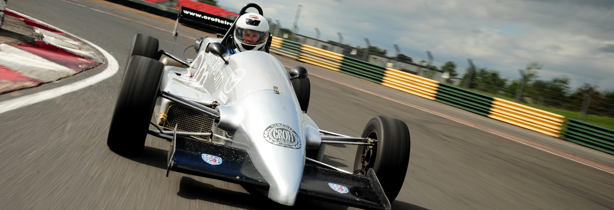 Drive a Racing Car at Croft Circuit