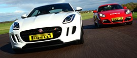 Photo of Jaguar F-TYPE PLUS+ Driving Experience