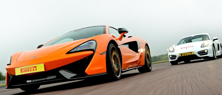 Photo of McLaren 570S Driving Experience