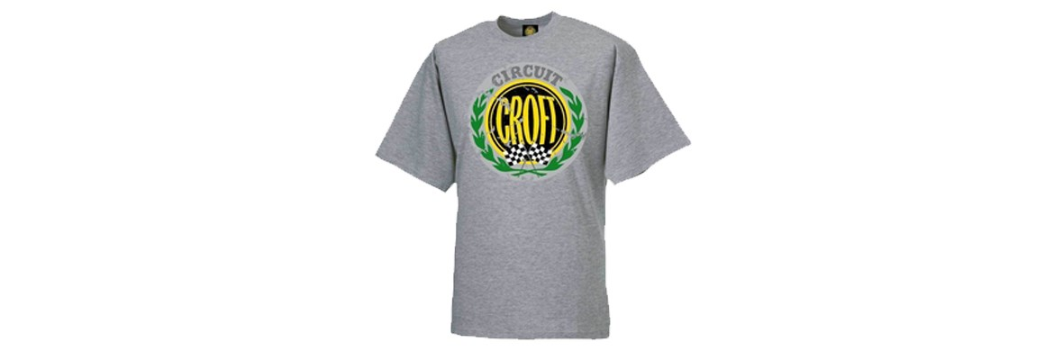 Croft Circuit Merchandise Now Available