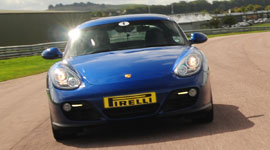 Image of Porsche Cayman