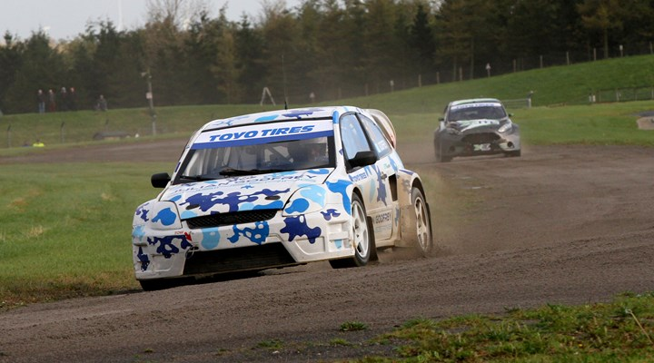 Photo of Toyo Tires MSA British Rallycross Championship