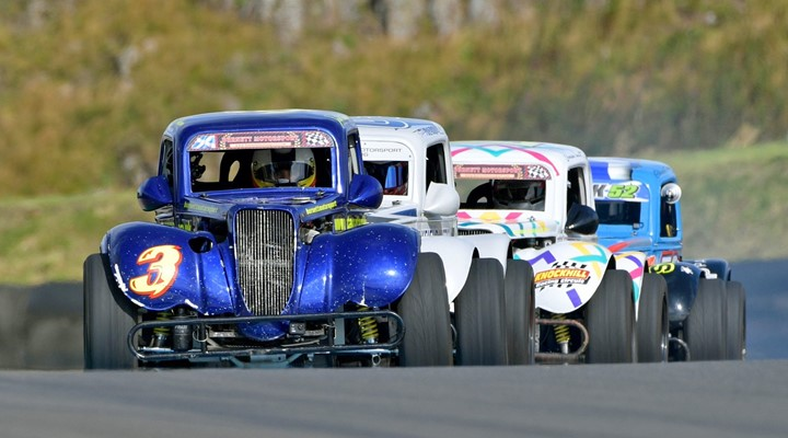 Photo of POSTPONED DUE TO COVID-19 PANDEMIC - Scottish Motor Racing Club