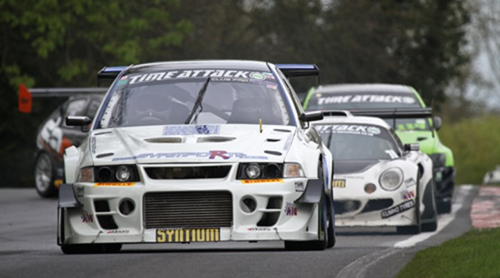 Photo of Time Attack