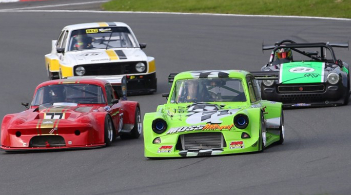 Photo of BARC Sprint