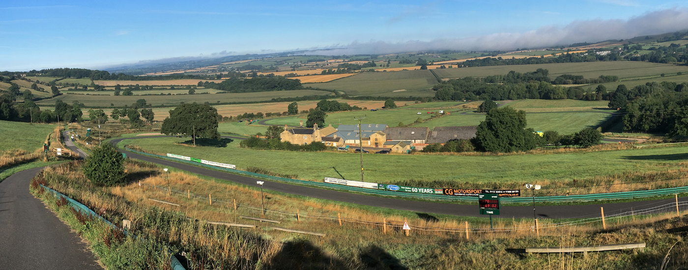 BARC Yorkshire - Harewood Speed Hillclimb