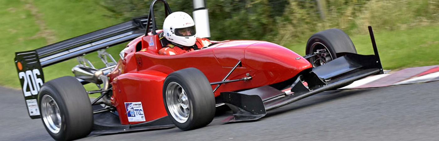 BARC Yorkshire Centre - Harewood Speed Hillclimb