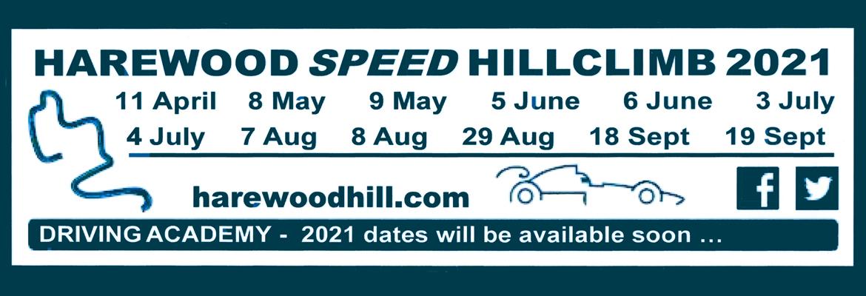 Event Dates 2021