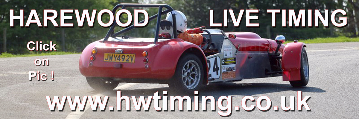 Harewood Live Timing
