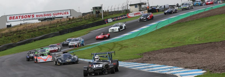 CNC Heads Sports/Saloon Championship at Knockhill