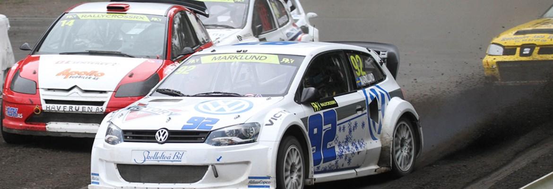 BTRDA Clubmans Rallycross
