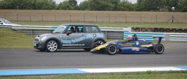 Photo of MINI COOPER S & Single Seater Driving Experience