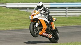 Photo of NGRR Championship Motorcycle Racing