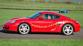 Image of Porsche Cayman