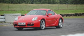 Photo of Porsche Cayman Taster