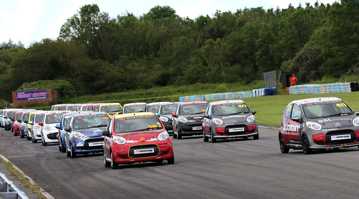 Photo of British Automobile Racing Club - C1 Endurance