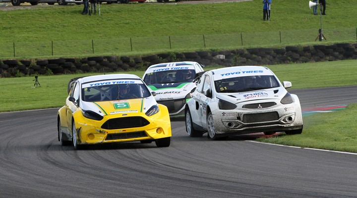 Photo of  Motorsport UK  British Rallycross Championship 5 Nations Trophy