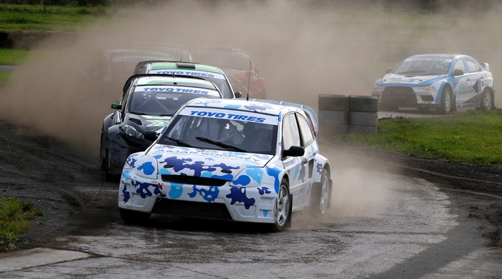 Photo of Toyo Tires British Rallycross Championships