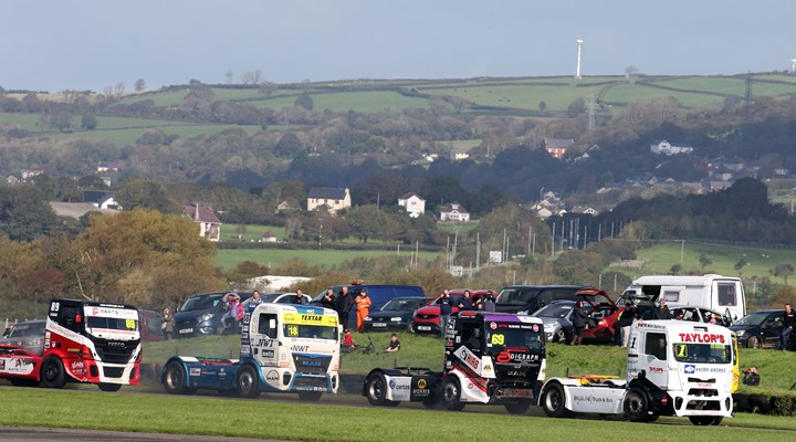 Photo of British Truck Racing Championship
