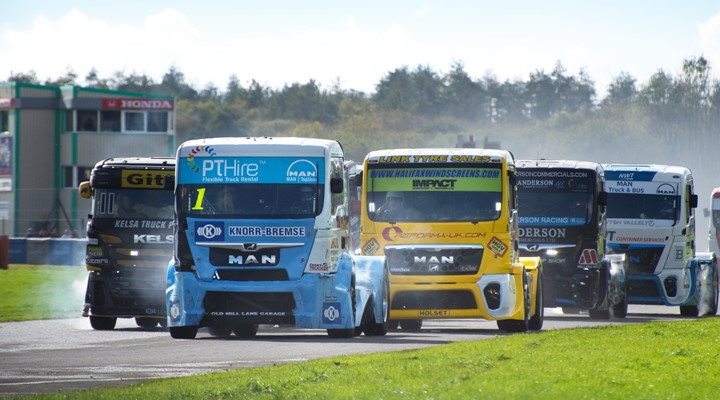 Photo of Pembrey Autumn Truck Racing Festival