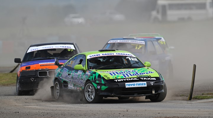 Photo of Cooper Tyres BTRDA Clubmans Rallycross Champonship