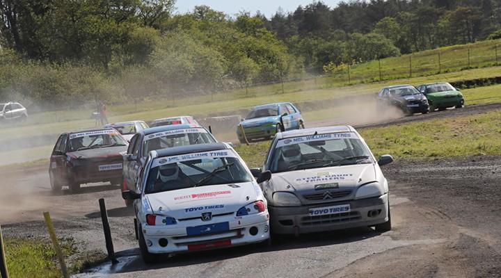 Photo of Toyo Tires BTRDA Clubmans Rallycross Championship