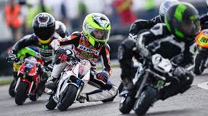 Photo of  British Mini Bikes Championship
