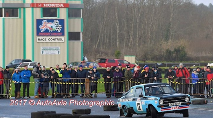 Photo of 'Jaffa' Christmas Rally Stages