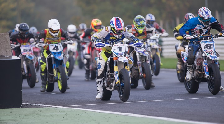 Photo of British Supermoto Championship