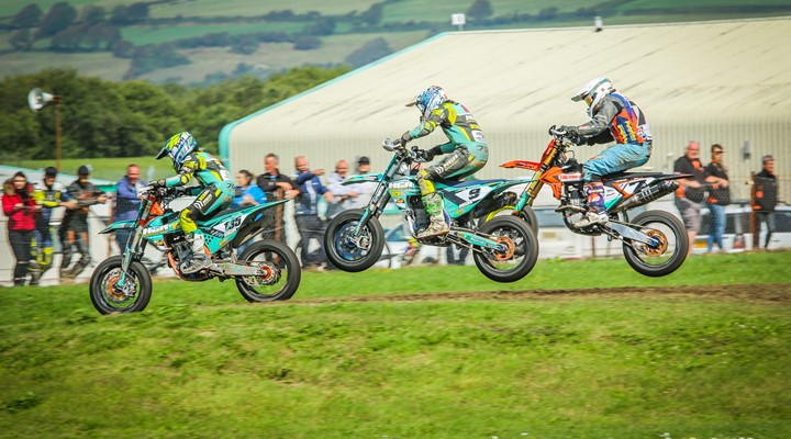 Photo of  ACU British Supermoto Championship