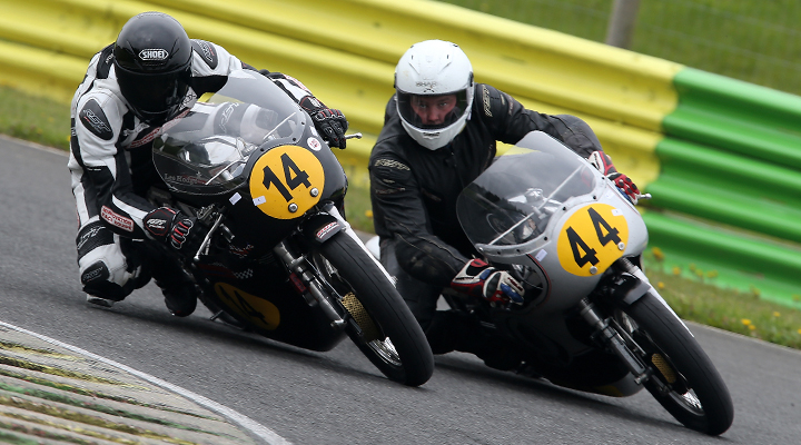 Photo of  Vintage & Historic Motorcycle Racing Championship