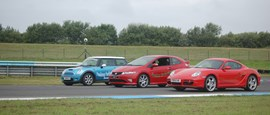 Photo of Pembrey Ultimate Saloon & Sports Car Thrill