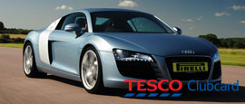 Photo of Tesco Audi R8 V Porsche Experience