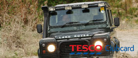 Photo of Tesco 4x4 Off Road Experience